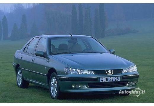 Peugeot 406 1999-2000