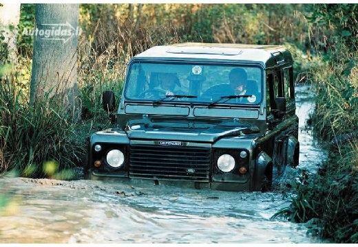 Land-Rover Defender 2001-2006