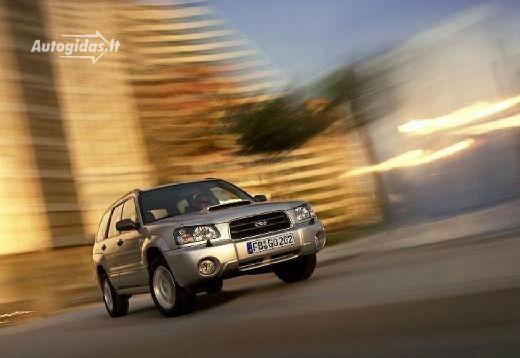 Subaru Forester 2004-2005
