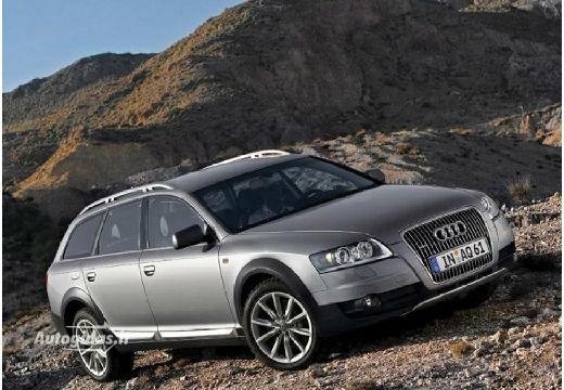 Audi A6 Allroad 2006-2008