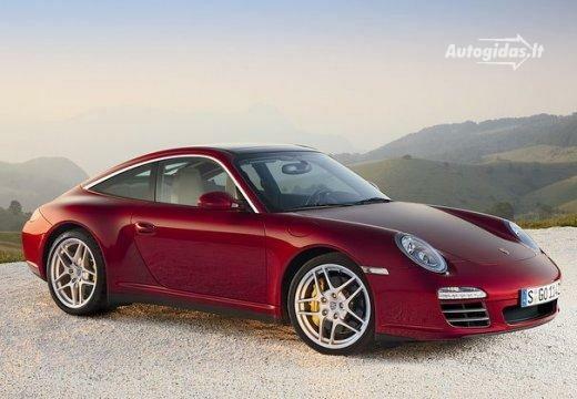 Porsche 911 2008-2013