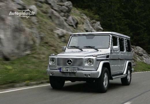 Mercedes-Benz G 350 2009-2011