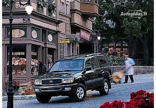 Toyota Land Cruiser 1998-2003