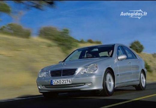 Mercedes-Benz C 240 2002-2004