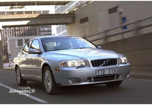 Volvo S80 2004-2006