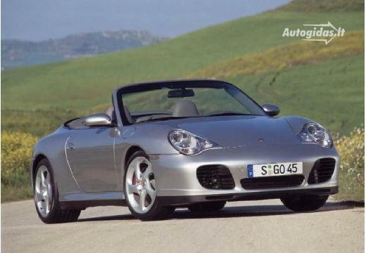 Porsche 911 2003-2004