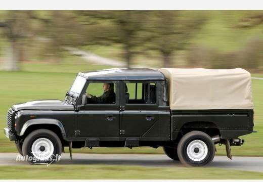 Land Rover Defender 2007-2012