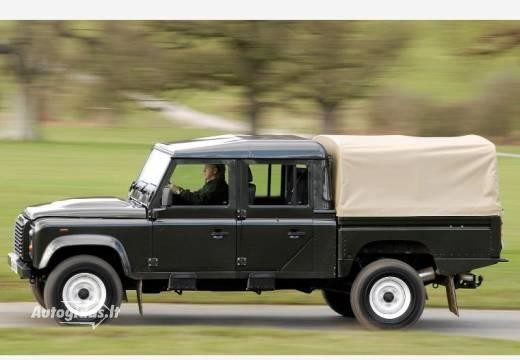 Land Rover Defender 2007-2008