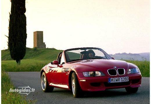 BMW Z3 2001-2002