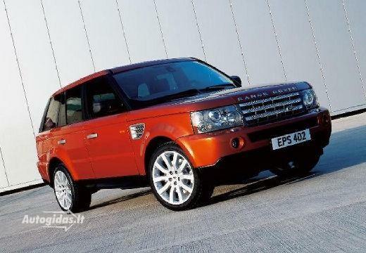 Land Rover Range Rover 2008-2009