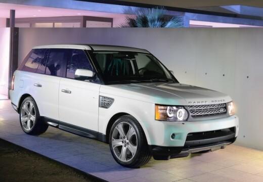 Land Rover Range Rover 2009-2011