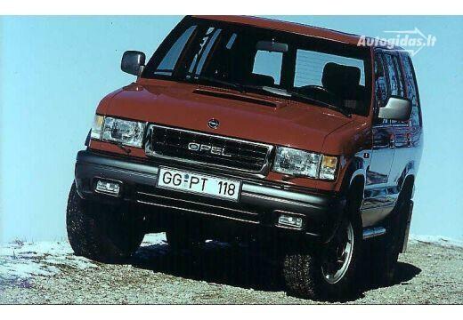 Opel Monterey 1992-1997