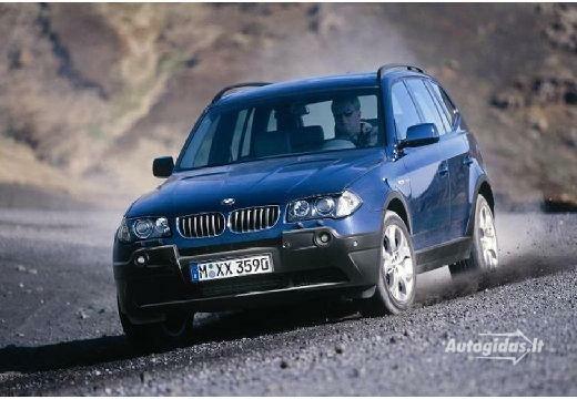 BMW X3 2005-2006