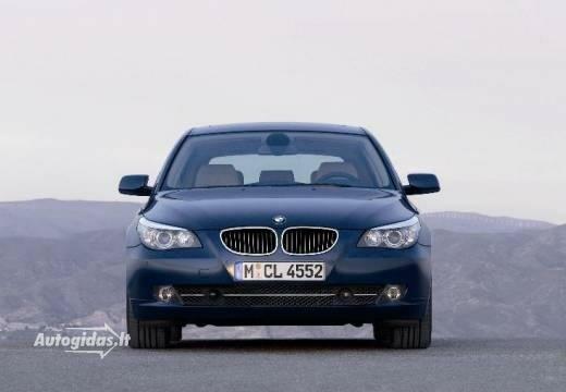 BMW 550 2007-2010