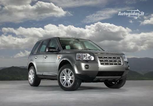 Land Rover Freelander 2007-2011