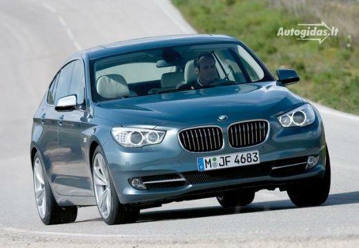 BMW GT 2009-2017