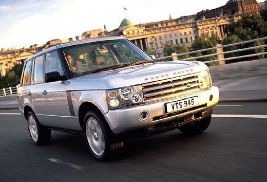 Land-Rover Range Rover 2002-2004