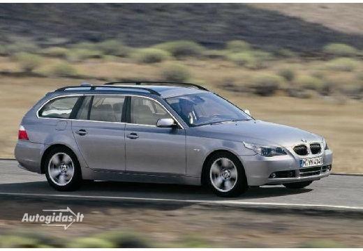 BMW 550 2005-2007