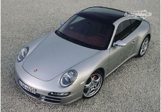 Porsche 911 2006-2008