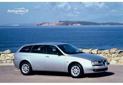 Alfa-Romeo 156 2000-2001