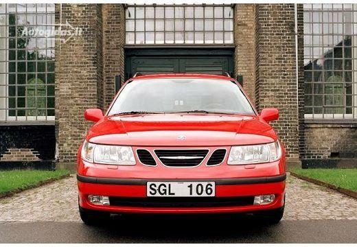 Saab 9-5 2001-2003