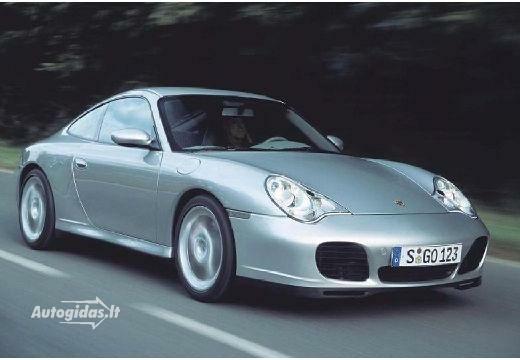 Porsche 911 2001-2004