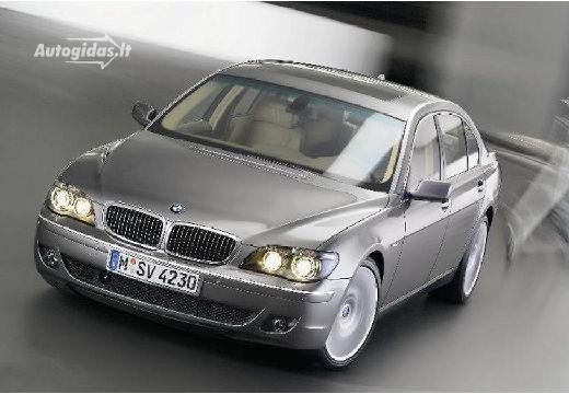BMW 750 2005-2008