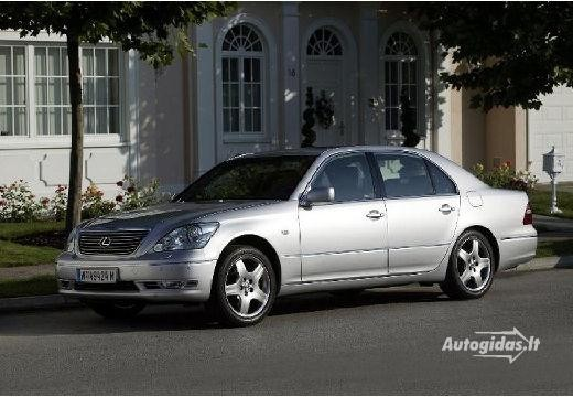 Lexus LS430 2004-2006