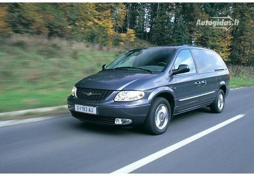 Chrysler Town & Country 2001-2007