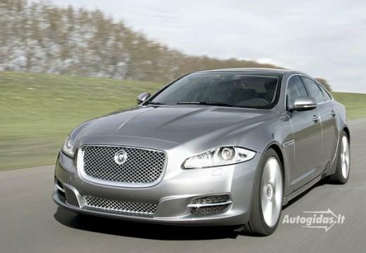 Jaguar XJ 2009-2012