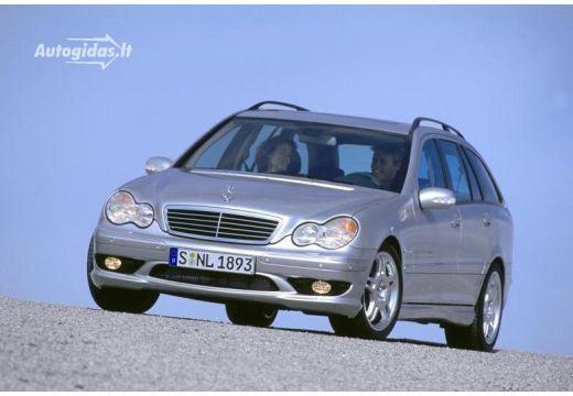 Mercedes-Benz C 32 AMG 2001-2004