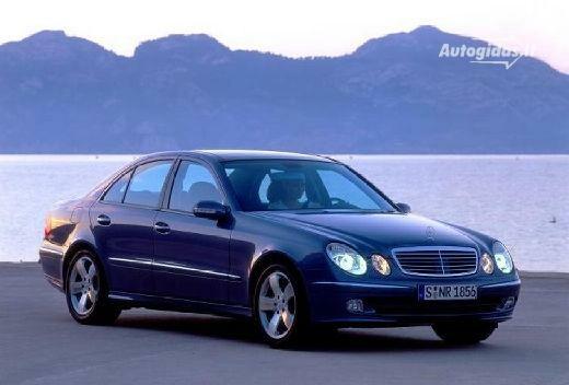 Mercedes-Benz E 500 2002-2004