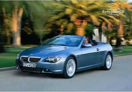 BMW 645 2004-2005