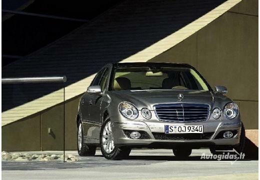 Mercedes-Benz E 500 2006-2009