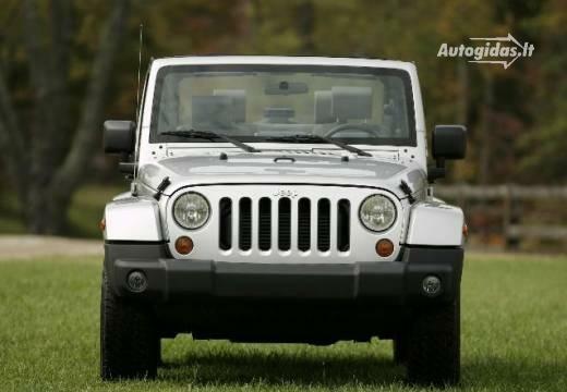Jeep Wrangler 2007-2009