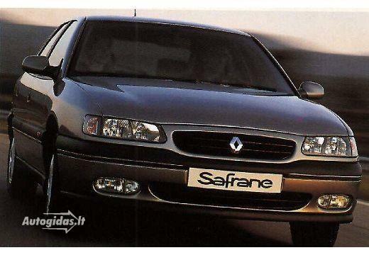 Renault Safrane 1999-2000