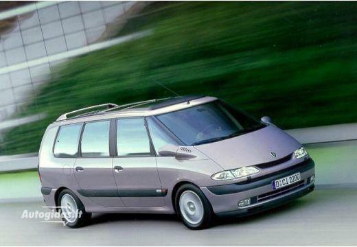 Renault Espace 2000-2002