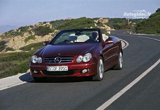 Mercedes-Benz CLK 500 2006-2009