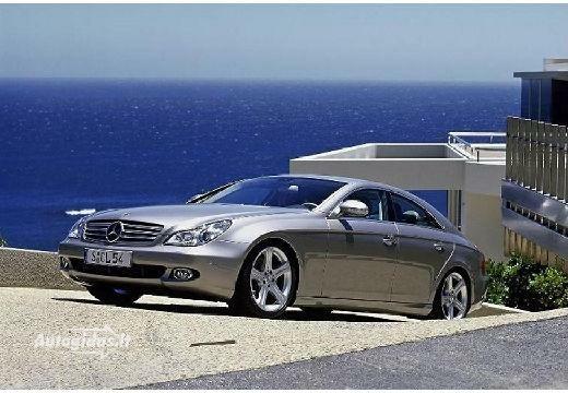 Mercedes-Benz CLS 500 2008-2010