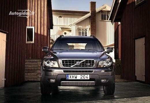 Volvo XC 90 2008-2010