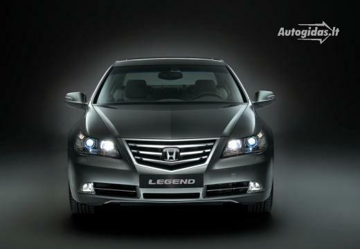 Honda Legend 2009-2010