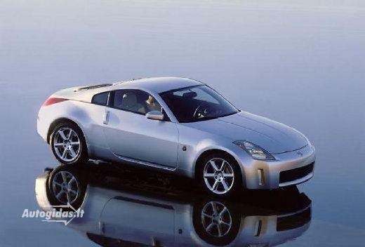 Nissan 350 Z 2003-2006