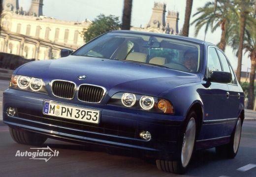 BMW 535 2000-2003