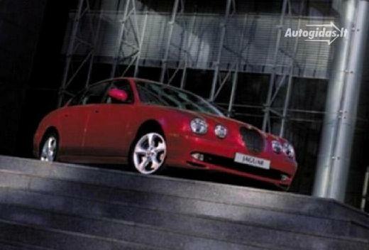 Jaguar S-Type 2002-2004