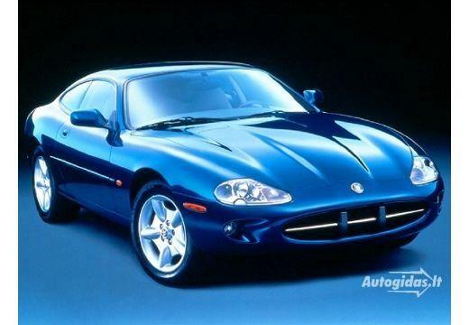 Jaguar XK8 1996-2002