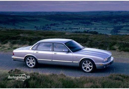 Jaguar XJ 1999-2002