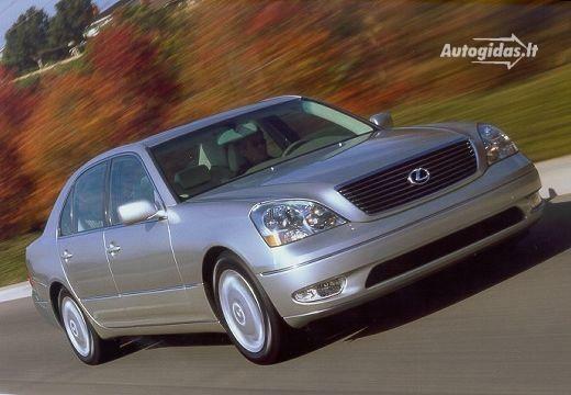 Lexus LS430 2000-2003