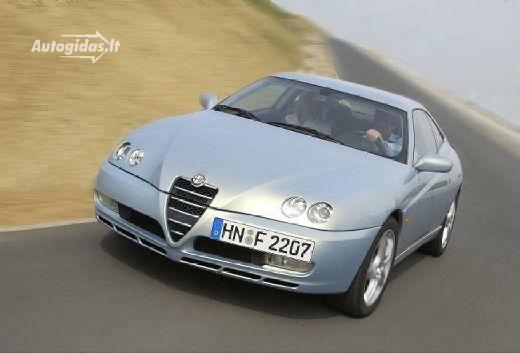 Alfa-Romeo GTV 2003-2005