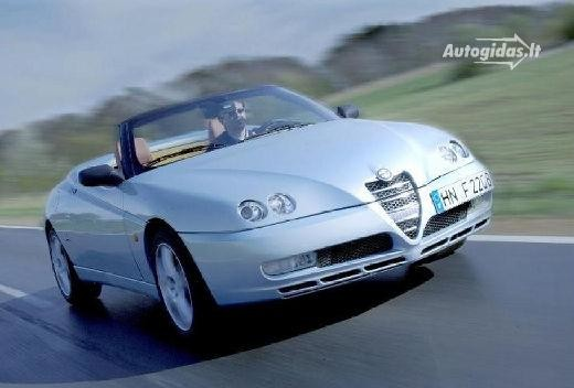 Alfa-Romeo Spider 2003-2005