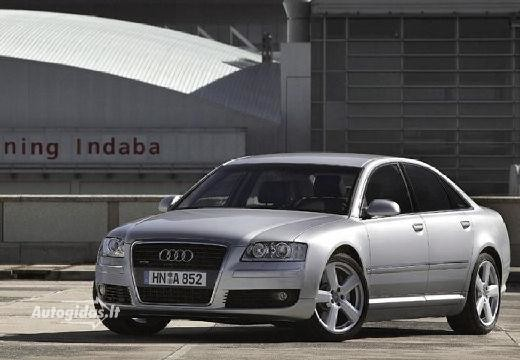 Audi A8 2005-2006